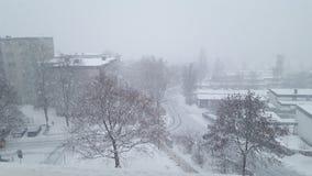 Snowbackground Стоковое фото RF