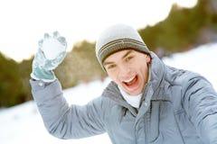 snowball ванты Стоковые Изображения