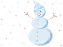 snowball Obraz Stock