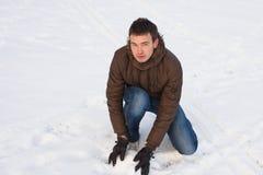 snowball Obrazy Stock