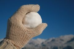 Snowball Stock Photography