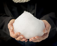 Snowball Royalty Free Stock Photography
