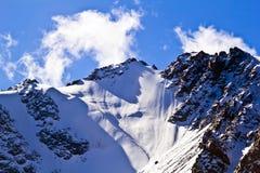 Snowberg Στοκ φωτογραφίες με δικαίωμα ελεύθερης χρήσης