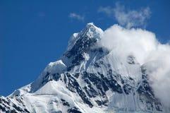 Snowberg Miancimu Stockbilder