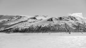 Snowblind em Noruega Imagens de Stock Royalty Free