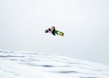 snowboard России чемпионата стоковые изображения rf