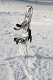 snowboard снежка Стоковая Фотография RF