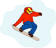 Snowboard Royalty Free Stock Image