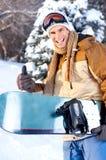 snowboard стоковая фотография rf