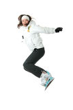 Snowboard Photo stock
