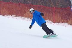 snowboard стоковое изображение rf