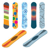 Snowboard. Royalty Free Stock Photography