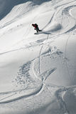 Snowboard Fotografering för Bildbyråer