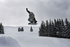 Snowboard Photographie stock