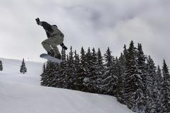 Snowboard Lizenzfreies Stockfoto
