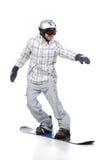 snowboard Imagen de archivo