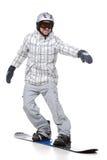 snowboard imagem de stock royalty free
