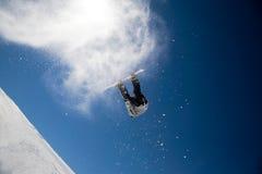 Snowboard photo stock