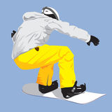 Snowboard Stock Image