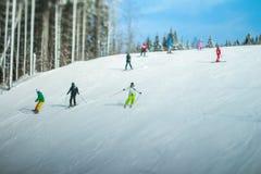 snowboard Royaltyfri Fotografi
