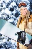snowboard Image stock