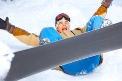 snowboard Images libres de droits