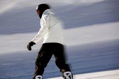 Snowboard Fotografia Stock Libera da Diritti