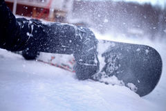 snowboard lizenzfreies stockbild