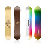 Snowboard design Royalty Free Stock Image