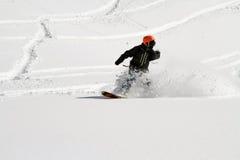 Snowboard freerider Royalty Free Stock Photos