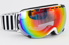 Snowboard goggles Stock Photography