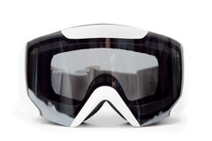 Snowboard mask Stock Photos