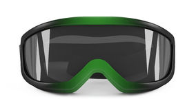 Snowboard ski goggles mask  Royalty Free Stock Photography