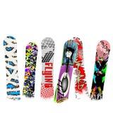 Snowboard Stock Photos