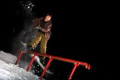 Snowboard stock photography