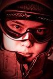 snowboarder Стоковые Фотографии RF