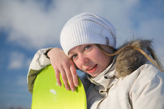 snowboarder стоковое фото rf