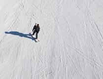 Snowboarder royalty-vrije stock afbeeldingen