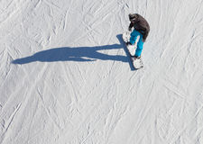 Snowboarder Images stock