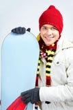 snowboarder Стоковое Фото