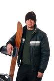 Snowboarder Royalty Free Stock Photos
