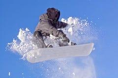 Snowboarder Immagini Stock Libere da Diritti