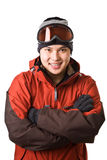 snowboarder Photo stock