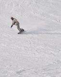 Snowboarder guy Stock Photos