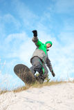 Snowboarder. Stock Photography