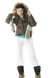 Snowboarder wear Royalty Free Stock Photo