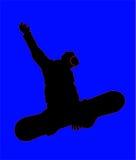 snowboarder1 Zdjęcia Stock