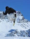 Snowboarding στοκ φωτογραφία με δικαίωμα ελεύθερης χρήσης