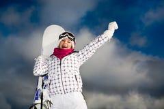 Snowboarding Stock Photography