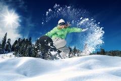 Free Snowboarding Stock Image - 62142521